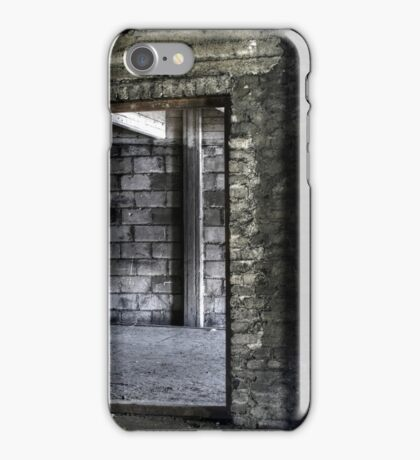 1.5.2015: Doorway and Empty Room iPhone Case/Skin