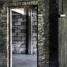 1.5.2015: Doorway and Empty Room by Petri Volanen