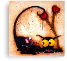 Random Acts of Kindness Canvas Print
