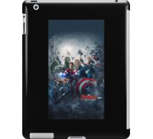 Avengers Age of Utlron  iPad Case/Skin