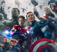 Avengers Age of Utlron  Sticker