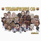 Tricampeones 09 by alexsantalo