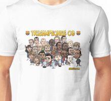 Tricampeones 09 Unisex T-Shirt