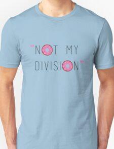 """Not my division."" - G. Lestrade  Unisex T-Shirt"