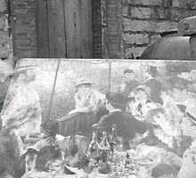 Luncheon of the Boating Party by Digby
