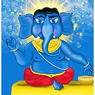 Bal Ganesha by Archana Aravind