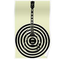Gibson - Zakk wylde Poster