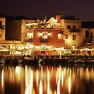 Evening in Crete by iOpeners