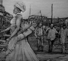 Jane by africanart