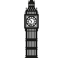 The Big Ben by MarcoCapra89