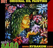 Special offer: Buy original oil painting ONLY $480 on www.rybakow.com by valery rybakow