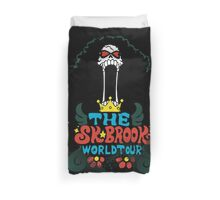 Musician World Tour Duvet Cover