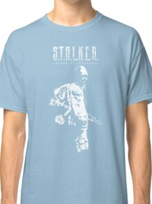 Stalker SOC White Classic T-Shirt