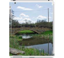 St Mary's Bridge - (east), Thorpe  iPad Case/Skin