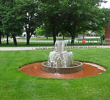 Our Beautiful Waterworks Park by Linda Miller Gesualdo