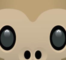 Monkey Emoji Sticker