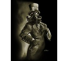 Dapper Cthulhu Photographic Print