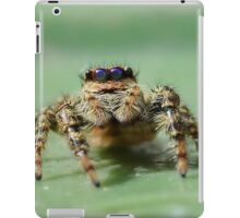 Jumping Spider 2 iPad Case/Skin
