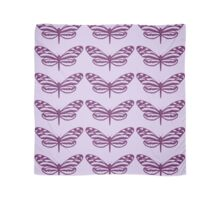 Eggplant Butterfly Scarf
