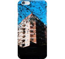 Hotel Trees iPhone Case/Skin
