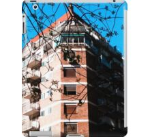 Hotel Trees iPad Case/Skin