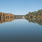 Images of the River Murray, South Australia by Leoni South