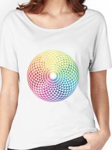 Kaleidos Women's Relaxed Fit T-Shirt