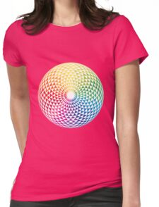 Kaleidos Womens Fitted T-Shirt