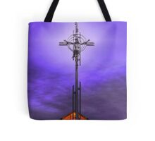 Holy Family Shrie Tote Bag