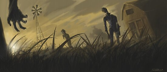 Dead Harvest by DanielBDemented