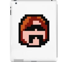 8bit T Shirt  iPad Case/Skin