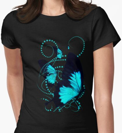 Close to Nature Womens Fitted T-Shirt