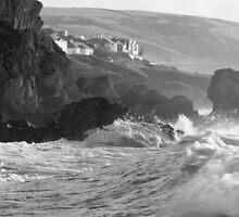 Atlantic Swell by John Burtoft