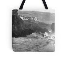 Atlantic Swell Tote Bag