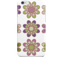 Grapes On the Vine Foot Flowers iPhone Case/Skin