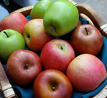 An Apple a day will keep the doctor away  THEY ARE FAKE!!! by ZeeZeeshots
