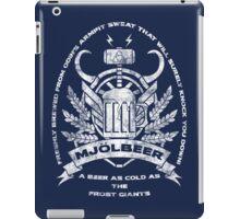 Thor: Mjolbeer iPad Case/Skin