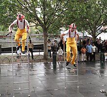 Circus Firemen 16 by skyhorse