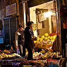 buying fruit by marcwellman2000