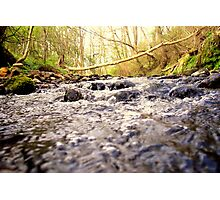 Hatton Burn Photographic Print