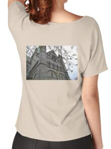 Gothic church Women's Relaxed Fit T-Shirt