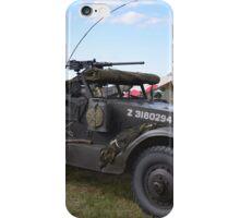 Military vehicle iPhone Case/Skin