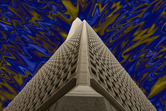 Looking Up by Tim Wright