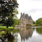 Chateau de La Bretesche  Missillac by DebbyScott
