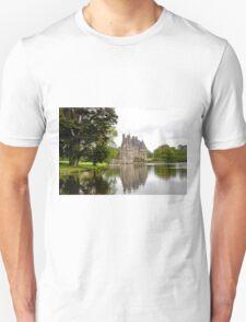 Chateau de La Bretesche  Missillac Unisex T-Shirt