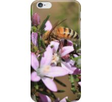 Working Bee iPhone Case/Skin