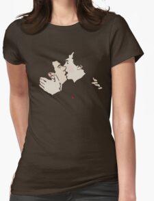 KISSING SHERLOCK AND JOHN / teal T-Shirt