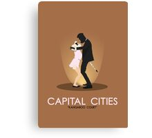 Tait Design | Capital Cities Canvas Print