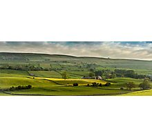 Swaledale In The Yorkshire Dales Photographic Print