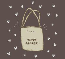 Totes Adorbs! Baby Tee